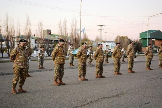 Abrieron inscripciones para ser soldado voluntario en Santa Cruz