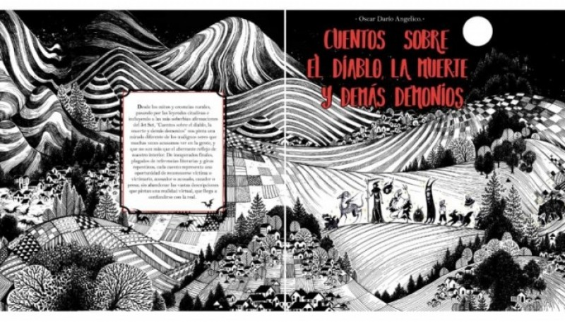 Oscar Darío Angélico representará a Santa Cruz en Feria del Libro