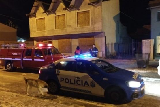 Una explosión alarmó a los vecinos