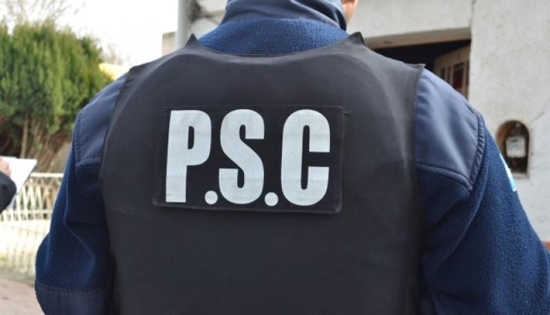 Policía de Santa Cruz (Foto ilustrativa).