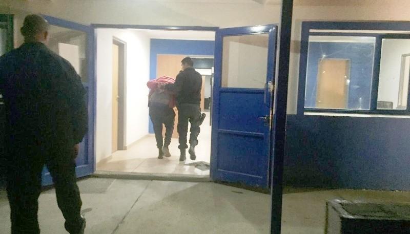 El hombre quedó detenido hasta ser indagado. (Foto archivo)