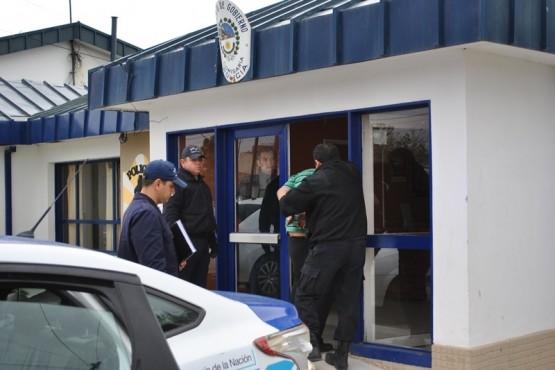 El sujeto estuvo alojado en la Comisaría Cuarta. (Foto archivo)