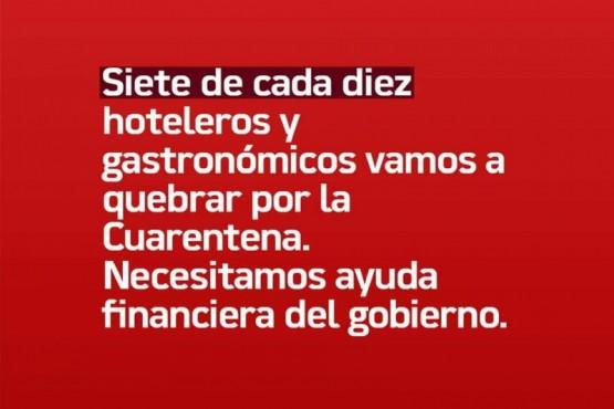 Hoteleros piden la #LeyDeEmergenciaYA