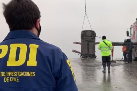 Dos amigos murieron ahogados al precipitarse su vehículo al Canal Señoret