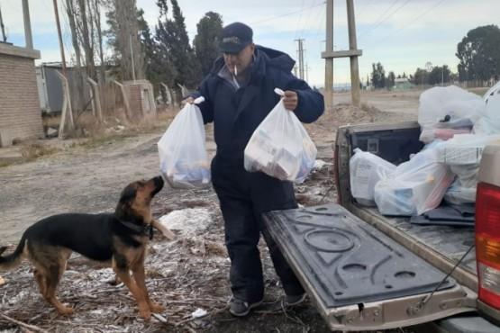 Asisten a trabajadores de Fyrsa y visitan familias