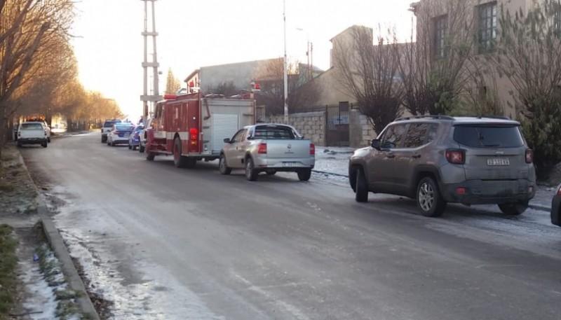 Incendio en una vivienda deja a dos fallecidos