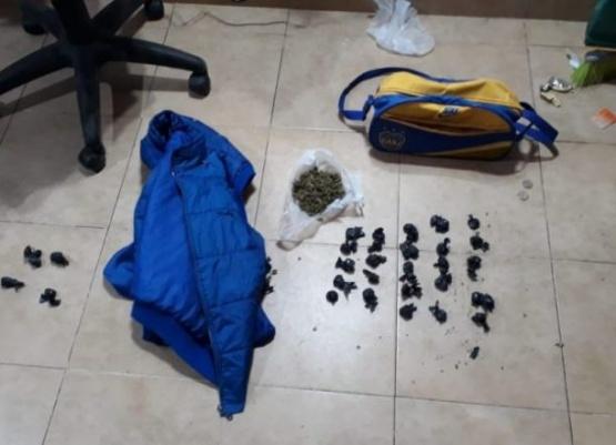 Cuatro detenidos en allanamiento luego de un violento asalto