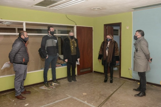 Desarrollo Social reacondicionará el ex edificio de IDUV