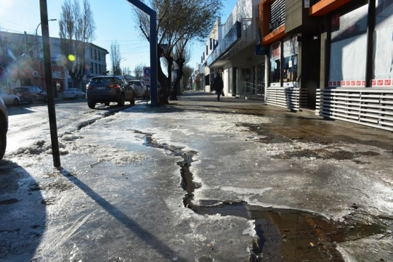 Veredas intransitables sobre Sarmiento