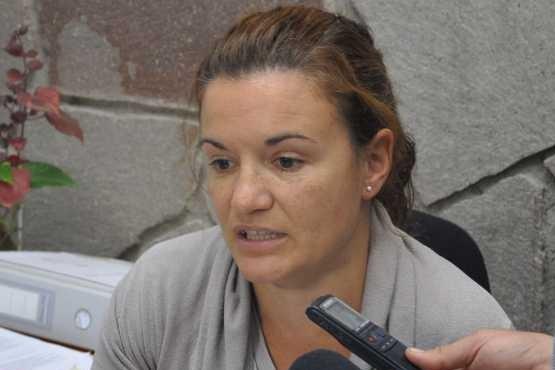 La fiscal Florencia Gomez.