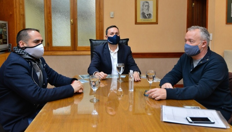 Moreno y Cúneo fueron designados como nuevos directores del OMRESP