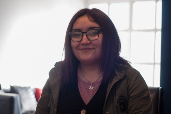 Claudia Calbun, Directora de la Escuela de Danza Mako Aiken (L.F)