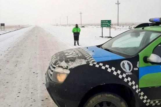Agencia de Seguridad Vial continúa realizando tareas preventivas en rutas