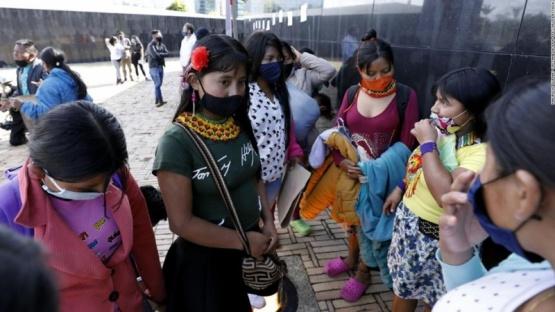 Crecen las denuncias por abusos a menores indigenas