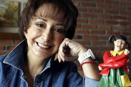 """La Chilindrina reveló el verdadero motivo por el que dejaron de grabar """"El chavo del ocho"""""""
