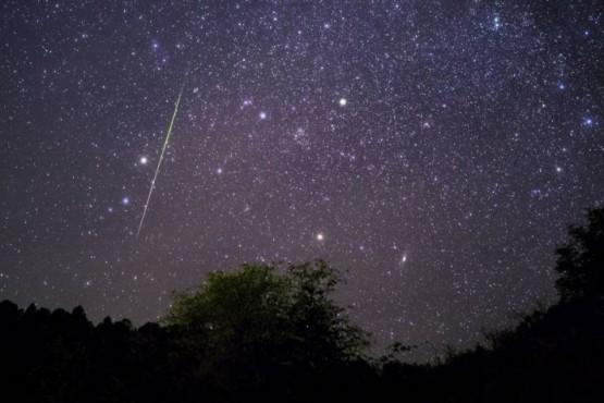 Lluvia de estrellas: cuándo ocurrirán los espectáculos astronómicos de julio