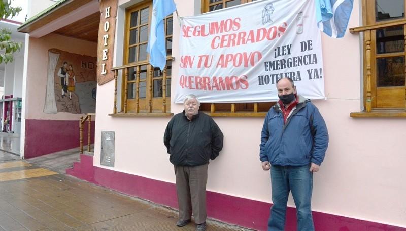 Reclamo #2J en Río Gallegos
