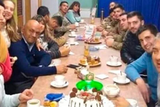 Escándalo por un cumpleaños sin protocolo organizado por funcionarios