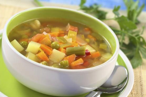 Sopa de verduras, una receta nutritiva e ideal para el invierno