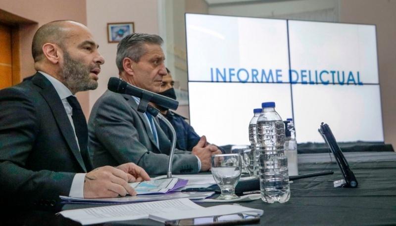 Arcioni anunció la creación de la Unidad Antinarcóticos en Chubut