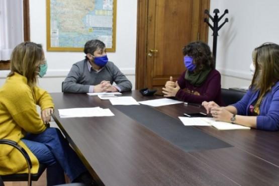 """Presentaron """"Conexión Activa"""" en Casa de Gobierno"""