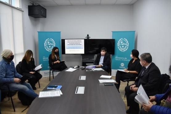 Se realizó la segunda reunión de mesa intersectorial de Tabaco