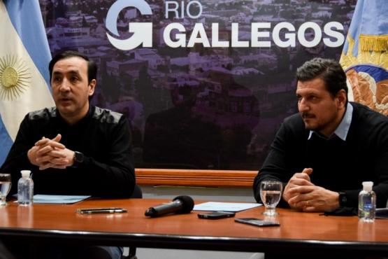 Municipio y Vialidad Provincial suscribieron un convenio de reciprocidad
