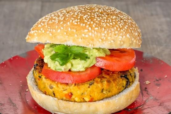 Cómo hacer hamburguesas de garbanzos