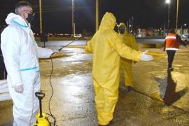 La vigilancia y monitoreo de los contagiados no era responsabilidad del COE de Río Gallegos