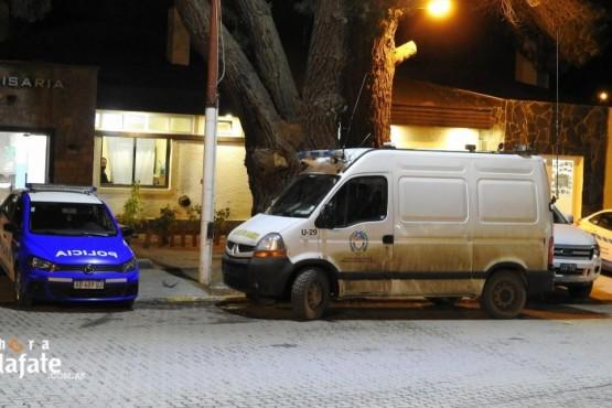 Trasladaron a Río Gallegos el cuerpo de Fabián Gutiérrez y hoy harán la autopsia