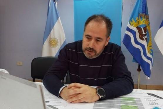 López dio detalles del trabajo realizado.