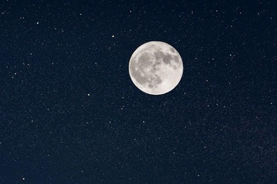 """Eclipse lunar: cuándo ocurrirá el triángulo """"perfecto"""" con Júpiter y Saturno"""