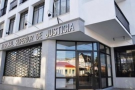 Caso sospechoso en el Tribunal Superior de Justicia
