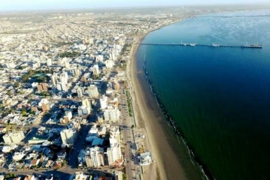 """Salud analiza declarar con """"circulación comunitaria"""" a Puerto Madryn"""