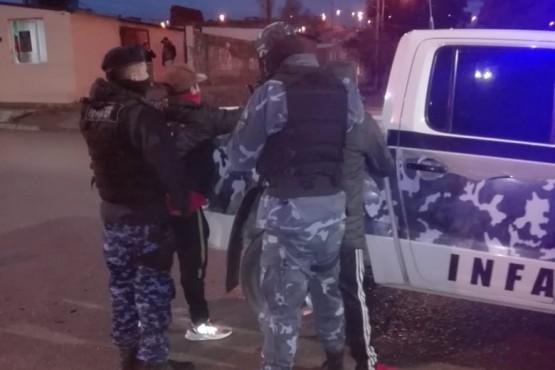 Puerto Madryn: Importante operativo de control policial durante el fin de semana