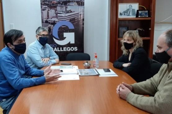 Grasso expresó su preocupación por la situación del sector hotelero