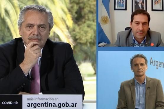 """""""Argentina Hace nos va a permitir continuar con la obra del estadio Centenario"""""""