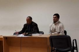 Audiencia de revisión por el homicidio del marinero Oscar Aguirre