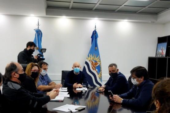 Habrá más controles en Ramón Santos pero sin cambios en Caleta Olivia