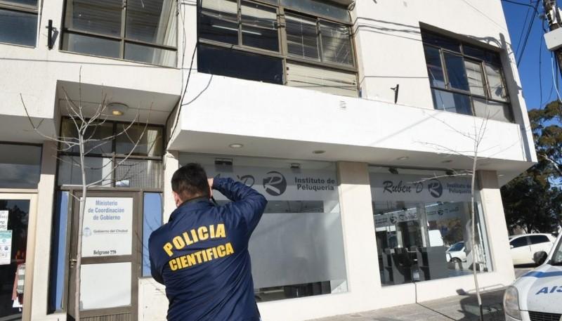 Allanamientos por la causa que investiga al ex ministro Otárola