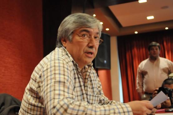"""Gasaro: """"Lazaró está ansioso y también triste porque su hijo está detenido"""""""
