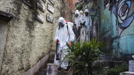 Brasil superó los 1,7 millones de casos positivos de coronavirus