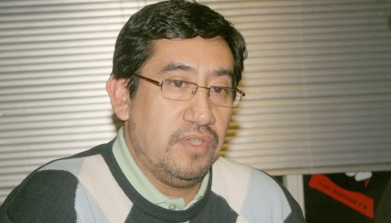 Representante legal de la familia Gutiérrez, Sandro Levín.