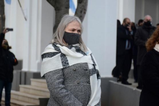 La ministra de Desarrollo Social, Bárbara Weinzettel