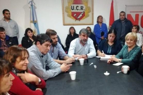 La UCR aún no puede despegarse de la floja elección del 2019.