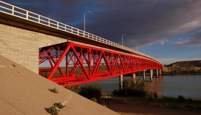 Vialidad realizará tareas de mantenimiento en el puente de Piedra Buena