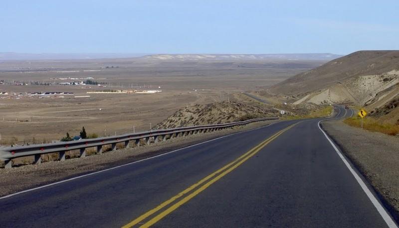 Cierre preventivo de la Ruta Nacional N°40