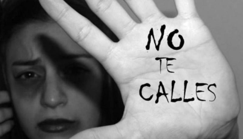 Si sos víctima de violencia de género, no te calles, denunciá.