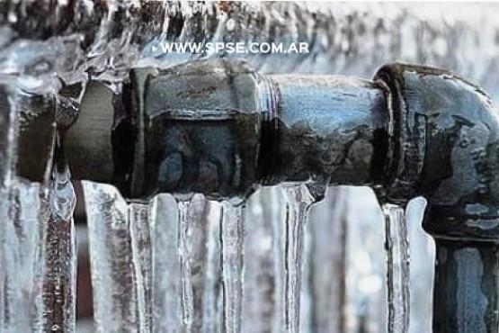 Cañerías bajo cero: qué se puede hacer si se congelan