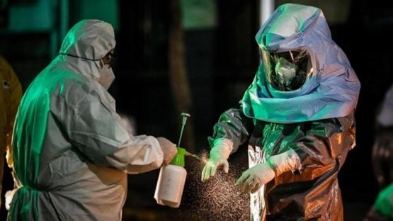 Coronavirus: 36 muertes y 3.449 nuevos contagios